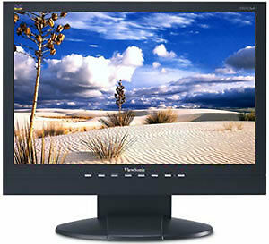 "ViewSonic VA1912wb 19"" LCD Monitor"