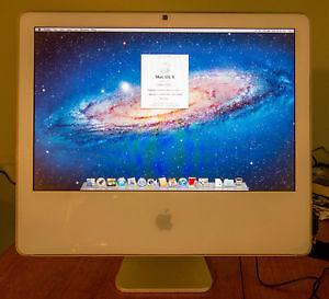 "Apple iMac 17"" Core 2 Duo"