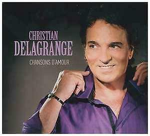 Chansons Damour-Le Best Of-Christian Delagrange-CD