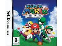 *** Super Mario Nintendo Ds ***