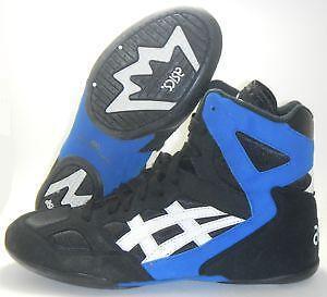 44304f7143da RARE Asics Wrestling Shoes