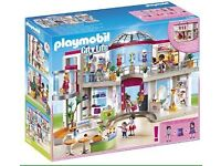 Playmobil 5485 shopping centre/mall