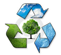 RECYCLE, Don't Let it Go to the Landfill