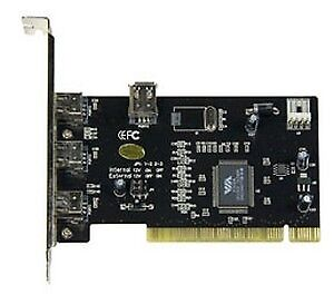 Carte Firewire SD-PCI-4F