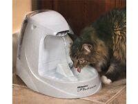 Pet water fountain £15 ONO