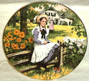 COLLECTOR PLATE: ANNE OF GREEN GABLES Belleville Belleville Area image 1