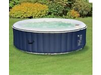 Brand new hot tub never been used