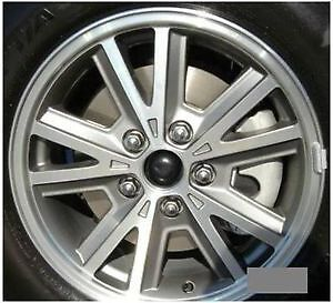 Ford Mustang Wheels (Factory)