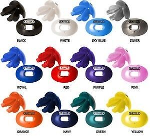 New Oxygen Lip Guard Mouthguards