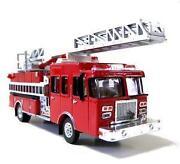Fire Truck Model Diecast