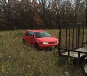 2003 golf CL for parts