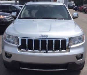 2012 Jeep Grand Cherokee FULLY LOADED Laredo VERY LOW MILEAGE