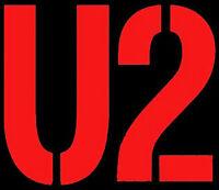 U2 Billets - Tickets - MARDI 16 JUIIN 2015