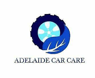 Adelaide Car Care -We Come To You.