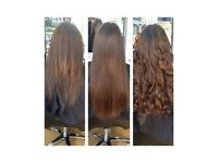100% human remy tape hair extensions £160