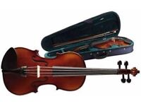 Stagg VN-4/4 Violin. Hardly used