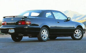 Blue 1994 Toyota Camry Coupe with 220KM - does not work