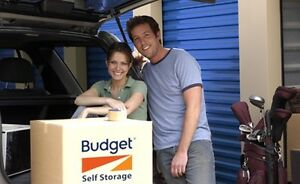 Self Storage - Prepay 3 months and get 1 month FREE!