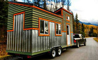 Wanted land or lot to rent buy for micro tiny home Victoria area