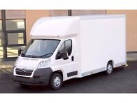 Any Time Short_Notice Removal Man and Fully Insured Luton Vans/7.5 Tonne Lorries Nationwide.