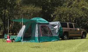 Tent that attaches to your vehicle