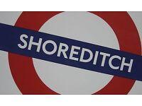 SHOREDITCH - Hoxton N1 Shop - No Premium - Retail Space to LET A1 Dalston Hackney Kingsland 250 SqFt