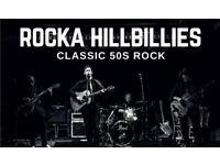 Rocka Hillbillies are LIVE at Tanners, Juniper Green