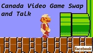 Canada's Best Electronic's: A Game Swap and Talk Forum