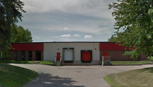 Industrial Building for Lease - 136 English Drive