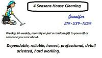 4 Seasons House Cleaning