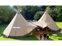 Tipi Christmas Parties Staff - Kitchen Manager, Floor Manager, KP's, KA's, Waiting & Bar Staff,