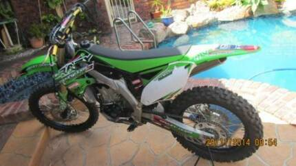 KAWASAKI 2012_450KXF BIKE_DON`T SEND SMS OR EMAILS_PRICE IS RIGHT Eight Mile Plains Brisbane South West Preview