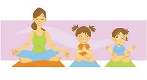 PARENT~CHILD MEDITATION & CREATIVE VISUALISATION Werribee Wyndham Area Preview