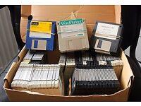 Assortment of software programmes