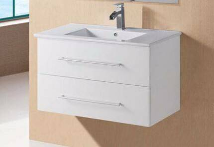 Wall Hung Vanity Seconds Bathroom Warehouse Outlet Building