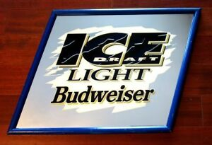 PAWN PRO'S HAS A BUD LIGHT ICE MIRROR IN STORE