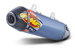 KTM FMF MX Team 4.1 RCT Ti/Carbon Silencer 07-15 UPP1505030