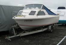 Boat storage. Secure yard. Prices start at $21 per week. Cheap! Braeside Kingston Area Preview