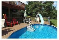 Vacation Rental 2-bedrooms - sleeps 6 - 8, pool & hot tub