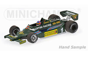 MINICHAMPS 790099 780055 790101 790102 800011 800012 LOTUS F1 cars 1:43rd