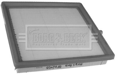 Borg & Beck Air Filter BFA2418 - BRAND NEW - GENUINE - 5 YEAR - Pms 348