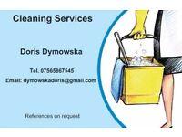 I offer regular cleaning services !