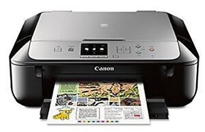 Canon MG5721 Wireless All-In-One Printer with Scanner and Copier