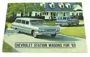 1963 Chevy Wagon