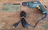 Black & Decker Power Drill & Accessories