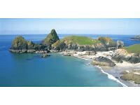 Own your dream Static Caravan Holiday Home by the beach in Beautiful Cornwall For Sale from £14,995