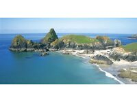 *TRY BEFORE YOU BUY* Static Caravans For Sale on the Lizard Peninsula in Cornwall BLUE X SALE ENDING