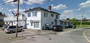 5 UNITS APARTMENT BUILDING LOCATED IN ST-ANNE