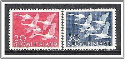 Finland #343-344 Northern Countries Issue MNH
