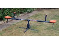 Infant's Seesaw